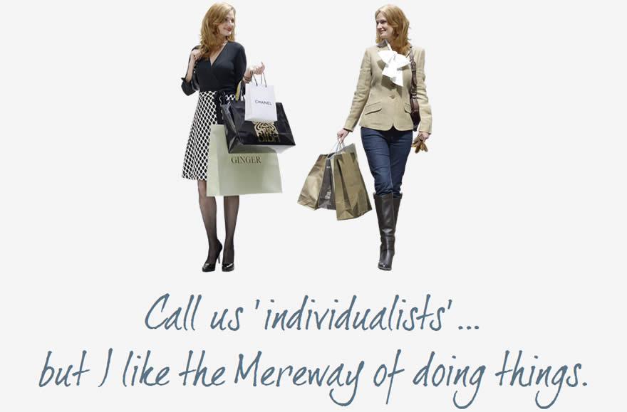 Call us individualists