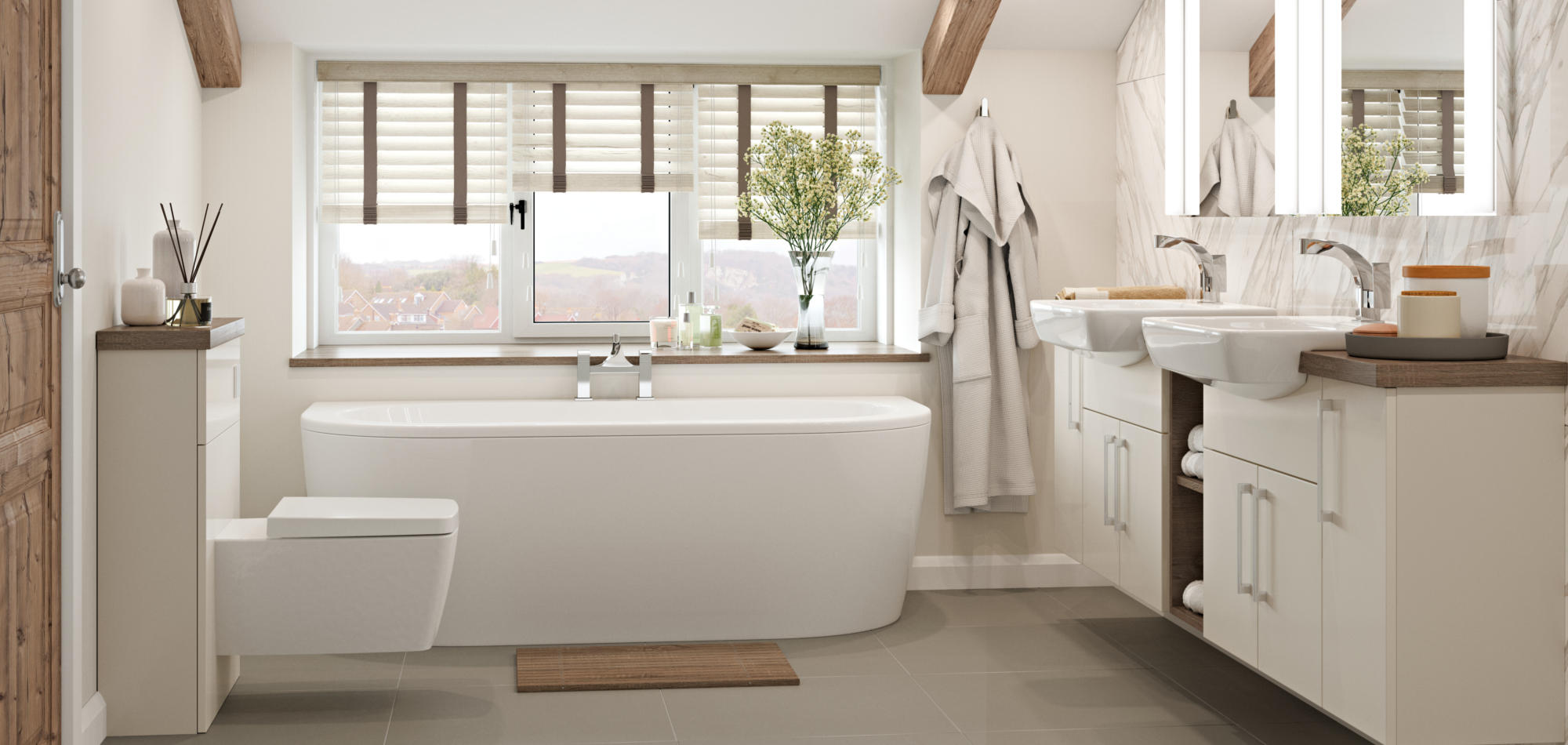Merveilleux Bathrooms   Mereway Kitchens