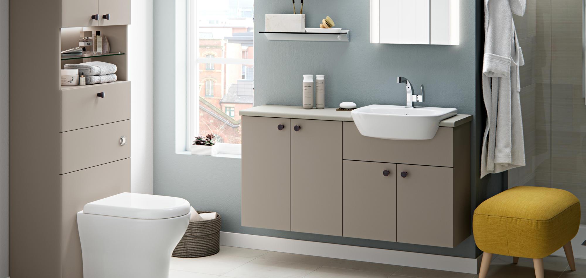 mereway bathrooms adriatic pumice matt