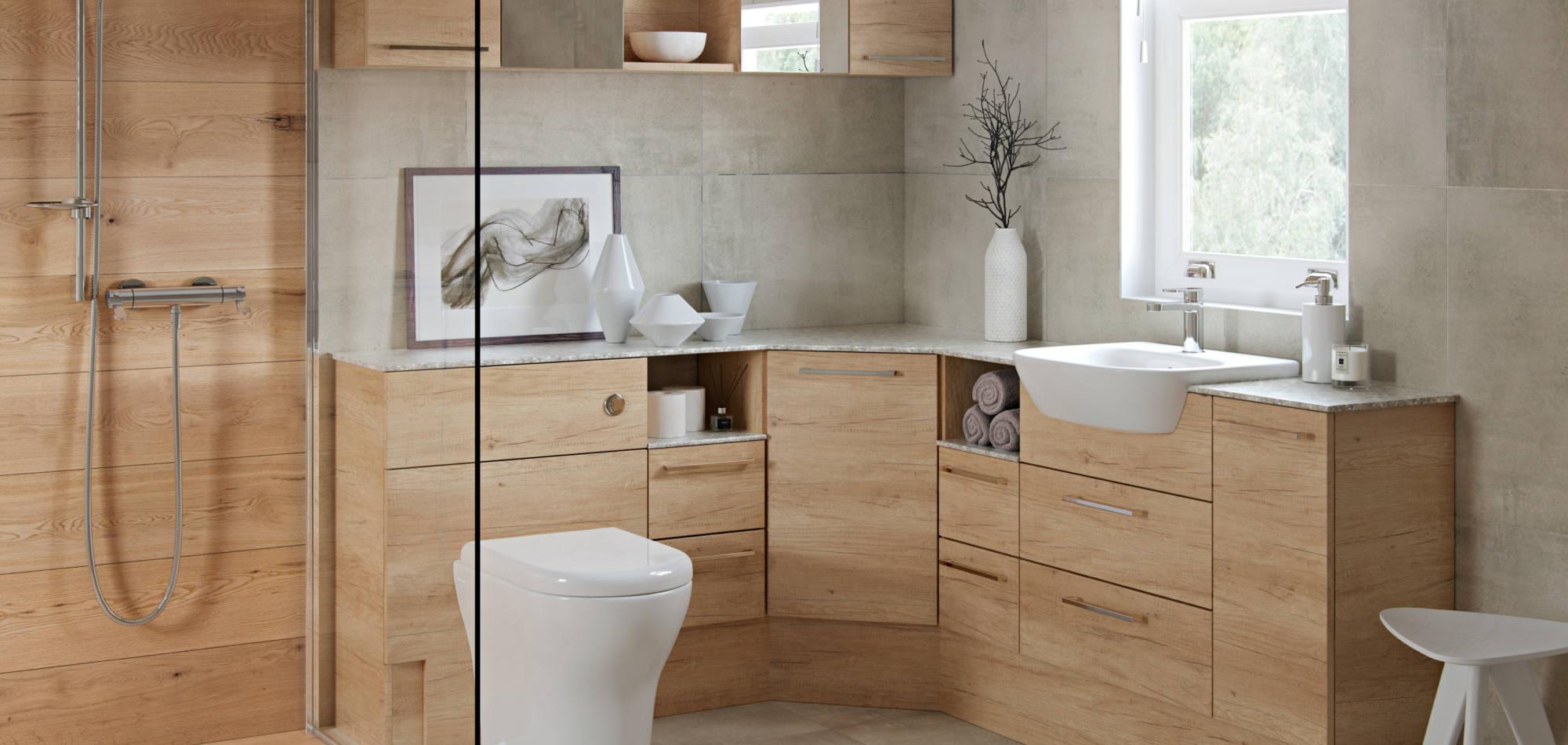 mereway bathrooms java willow oak a