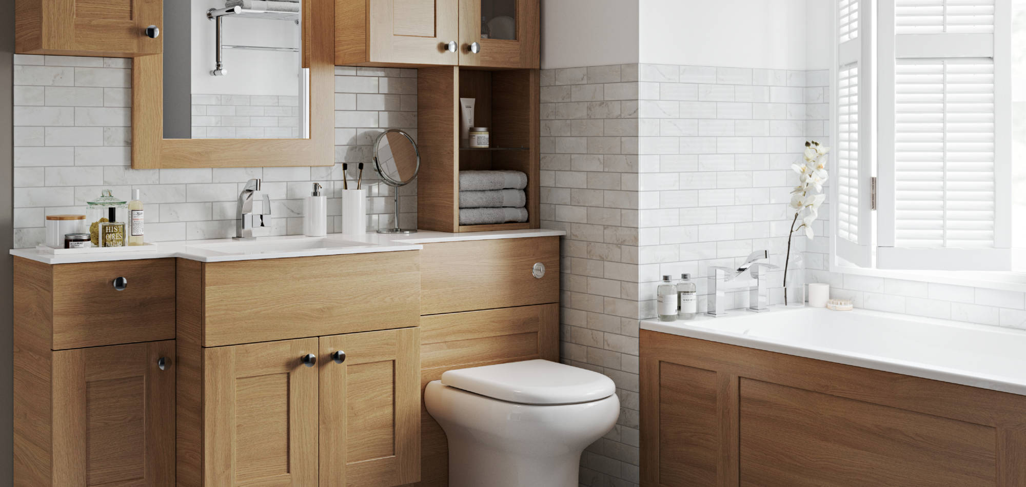 mereway bathrooms sargasso light oak