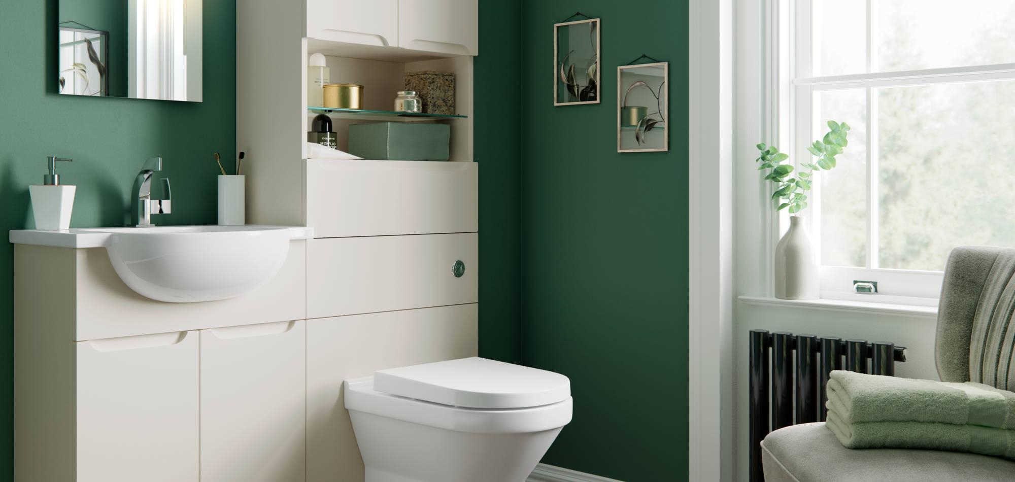 mereway bathrooms tirare porcelain matt