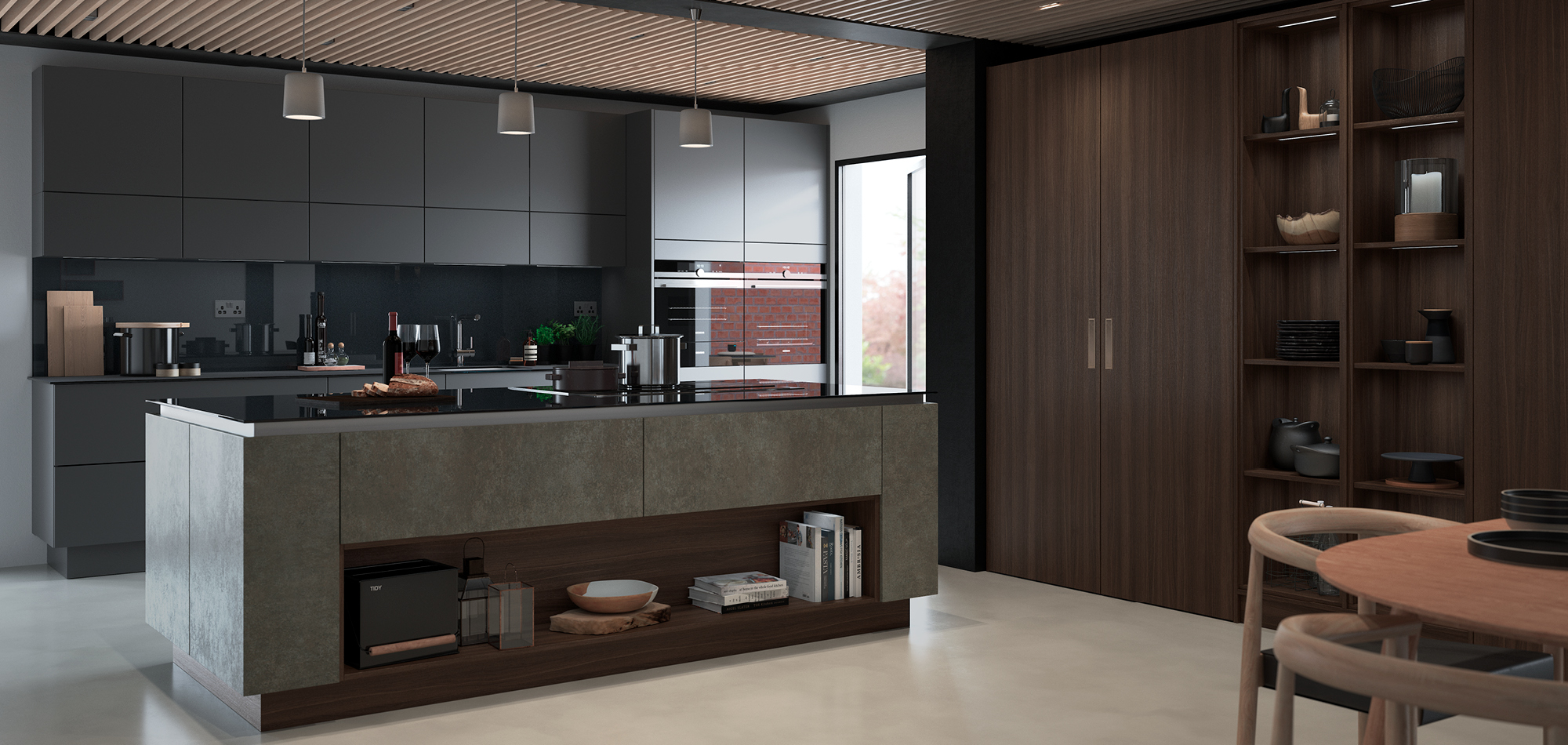Cucina colore collection - Mereway Kitchens